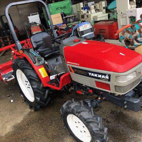 Yanmar F250