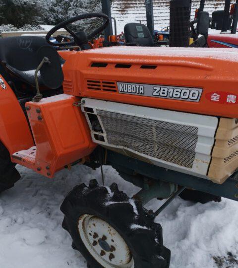 Kubota ZB 1600